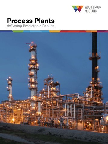 Process Plants - Mustang Engineering Inc.