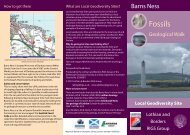 A4 pdf version - Edinburgh Geological Society