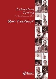 Quiz Feedback - Bpac.org.nz