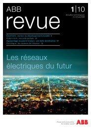 Les réseaux électriques du futur - Smart Grids
