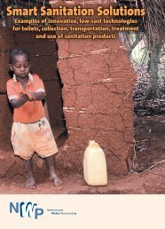Smart Sanitation Solutions (NWP) - The Water, Sanitation and Hygiene
