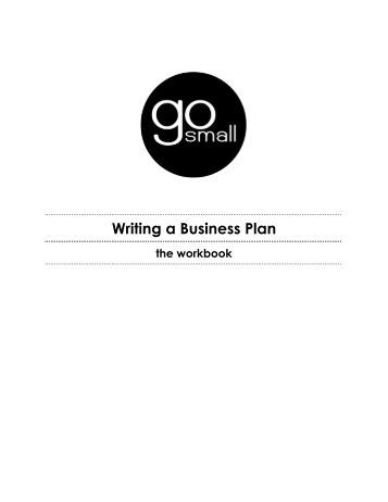 Business-Plan-Workbook