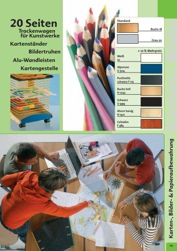Papieraufbewahrung - CPB Berlin