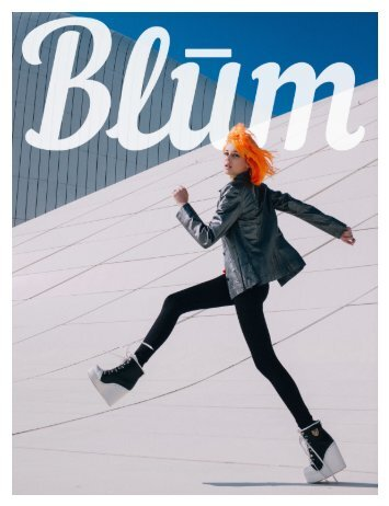 Blūm Magazine: Volume One Issue One