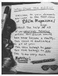 Blūm Magazine: Volume One Issue One - Page 2