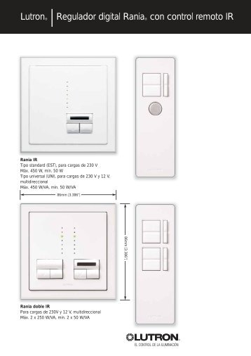 regulador digital raniar con control remoto ir lutron electronics ?quality=85 wallbox input closure interface install 041381a lutron lutron rania wiring diagram at gsmportal.co