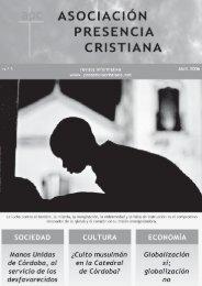 Número 3 - Asociación Presencia Cristiana en Córdoba