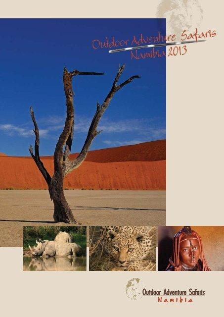 Aktueller Outdoor Adventure Katalog 2013