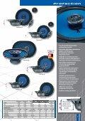 9 głośniki niskotonowe 10 - 15 wzmacniacze 16 - 19 - Magnat - Page 5