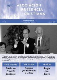 por el derecho a la vida! - Asociación Presencia Cristiana en Córdoba