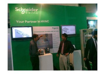 Acrex Photo tour - Schneider Electric