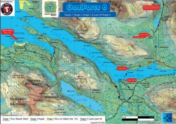 course maps. - Gaelforce Events