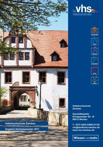 3 - Volkshochschule Zwickau
