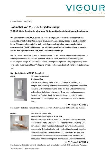 badm bel von vigour f r jedes budget. Black Bedroom Furniture Sets. Home Design Ideas