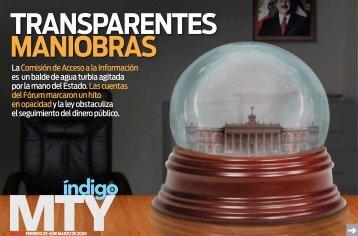 La Comisión de Acceso a la Información es un ... - Reporte Indigo
