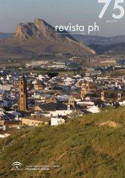 NúmeroMuestraPH75 - IAPH. Instituto Andaluz del Patrimonio ...