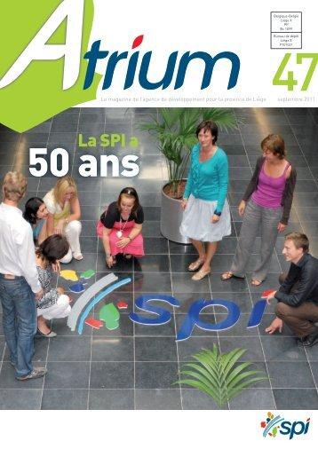 Télécharger l'Atrium n°47 - Spi