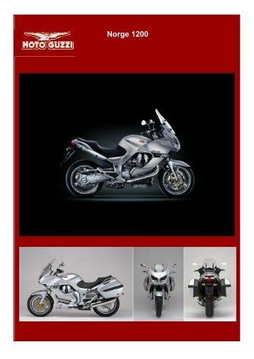 Pdf brochure Norge 1200cc - AMSCO Limited