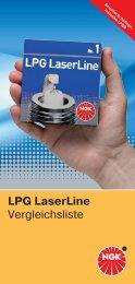 LPG LaserLine
