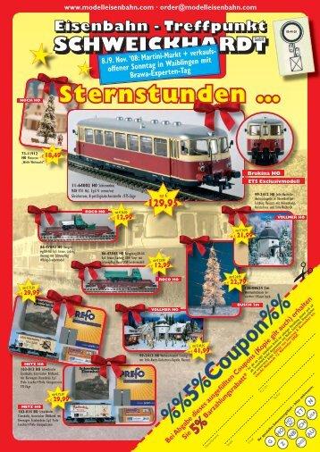 Prospekt 08-44-20x.indd - Eisenbahntreffpunkt Schweickhardt GmbH