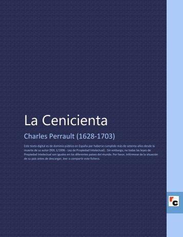 La Cenicienta - Descarga Ebooks