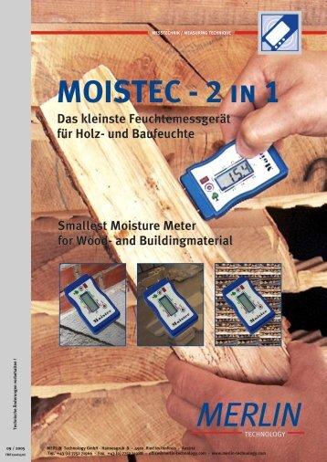 MOISTEC - 2 in 1 - Drekoma