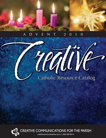 Catholic Resource Catalog - Creative Communications for the Parish