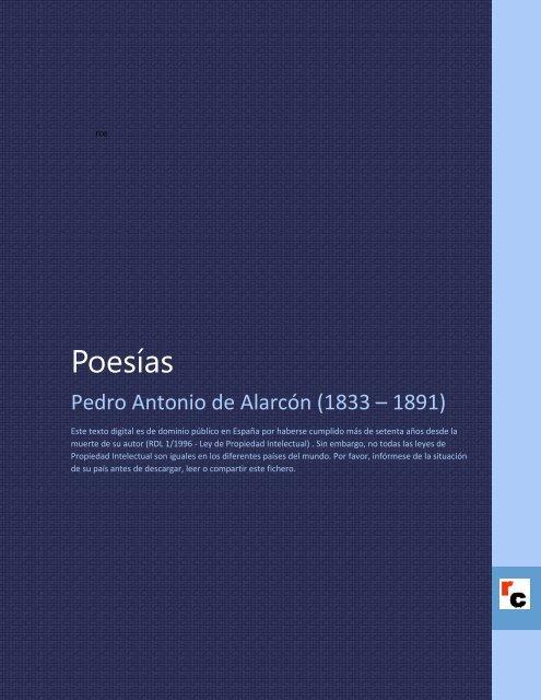 Poesías - Descarga Ebooks