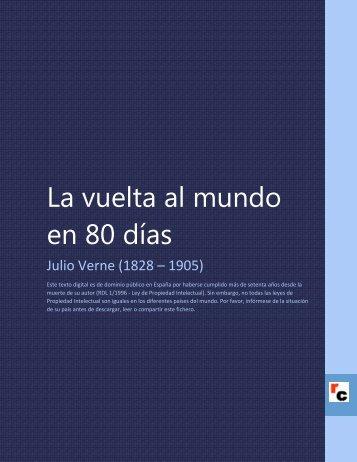 La vuelta al mundo en 80 días - Descarga Ebooks