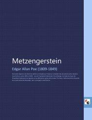 Metzengerstein - Descarga Ebooks