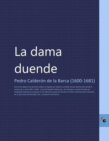 La dama duende - Descarga Ebooks