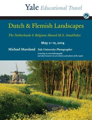 Dutch & Flemish Landscapes - Yale University