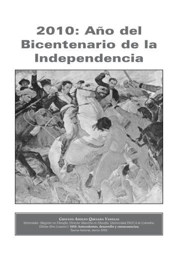 2010: Año del Bicentenario de la Independencia
