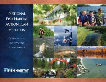 National Fish Habitat Action Plan 2nd Edition