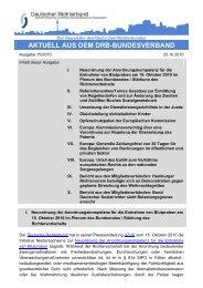 15/2010 - Deutscher Richterbund