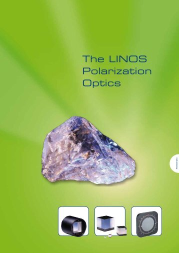 15 Polarization Optics.pdf - Qioptiq Q-Shop