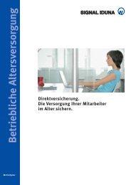 Betriebliche Altersversorgung - Vd-west.de