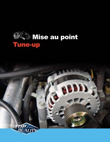 mise a u point tune-up - Transit Warehouse Distribution