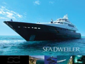 Motor Yacht Sea Dweller - Taylor'd Yacht Charters