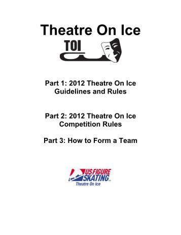 Theatre On Ice - US Figure Skating