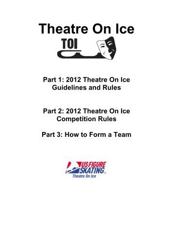Theatre On Ice - US Figure Skating