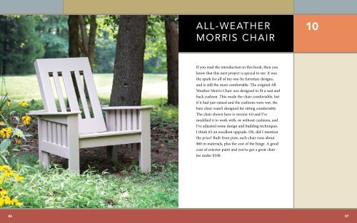 Remarkable All Weather Morris Chair Alphanode Cool Chair Designs And Ideas Alphanodeonline