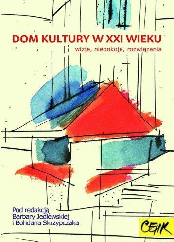 DOM KULTURY W XXI WIEKU - Wychowanie Muzyczne