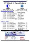 Torschützen FC Viktoria - Viktoria Aschaffenburg - Fanseite - Seite 3