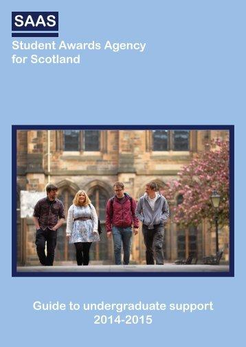 SAS4 - Student Awards Agency For Scotland