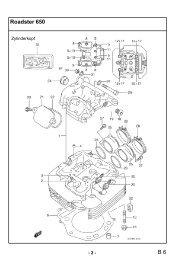 Roadster 650 B 6 - MultiMania