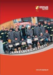 Jahresbericht 2011 [1,9 MB] - Freiwillige Feuerwehr Oepping
