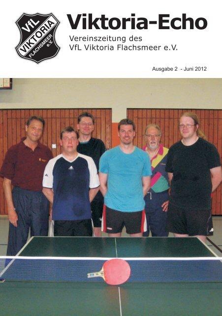 Echo 04 12_06 cdr - VfL Viktoria Flachsmeer