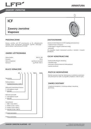 ICF - LFP