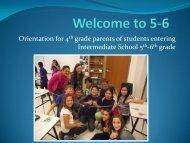 1-2 Orientation - Horizon Community Learning Center